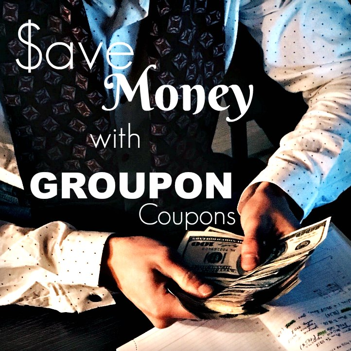Save money with groupon coupons