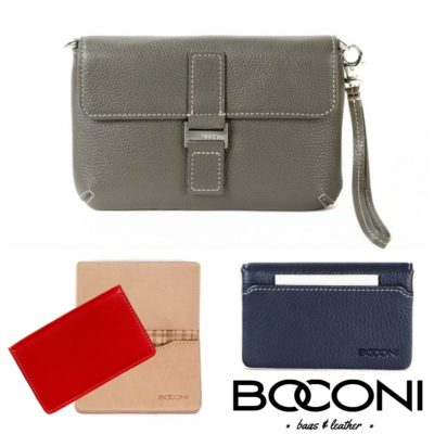 Quality Leather Goods from BOCONI
