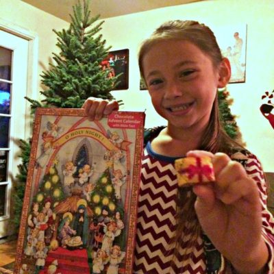 Countdown to Christmas with Advent Calendars from Vermont Christmas Company