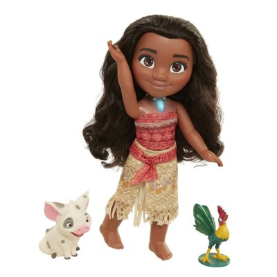 Disney Moana Singing Moana & Friends Doll