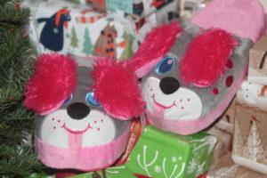 Pink Puppy Stompeez