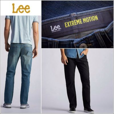 Extreme Motion Jeans for Men from Lee