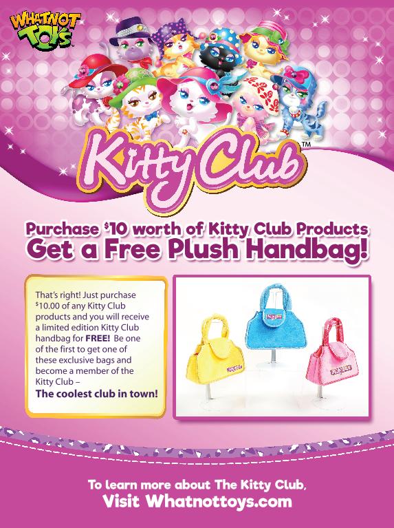 Kitty Club Free Purse