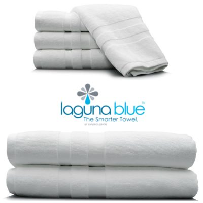Laguna Blue – The Smarter Towel