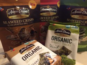 healthy seaweed snack options