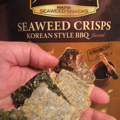 Seaweed Snacks from Annie Chun's