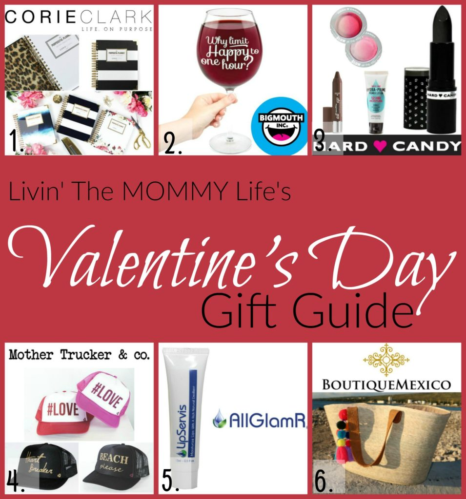 Livin' The MOMMY Life's 2017 Valentine's Day Gift Guide