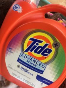 Tide Advanced Power Laundry Detergent