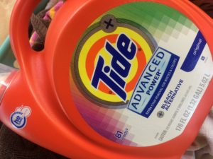 tide advanced laundry detergent