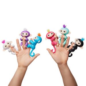 Fingerlings baby monkey Hot toy 2017