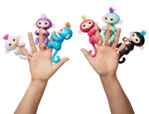 Fingerlings monkey hot toy 2017