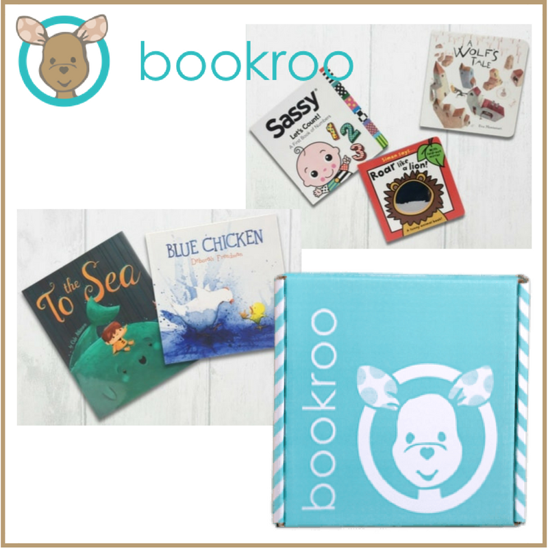 Bookroo subscription box Gift Guide