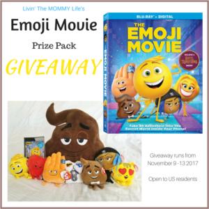 Emoji Movie Giveaway
