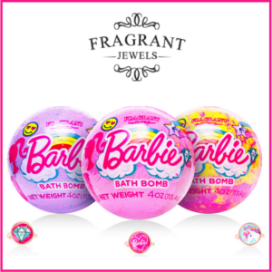 Fragrant Jewels Barbie Bath Bomb