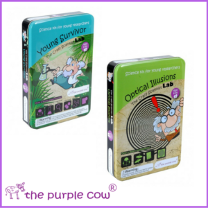 the purple cow science kits for kids