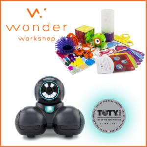 Wonder Workshop Cue Robot and Dot Creativity Kit