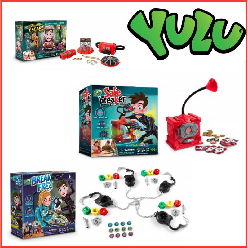 Yulu Toys Safe Breaker Operation Escape Break Free Games