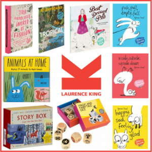 laurence king publishing kids books & gift ideas