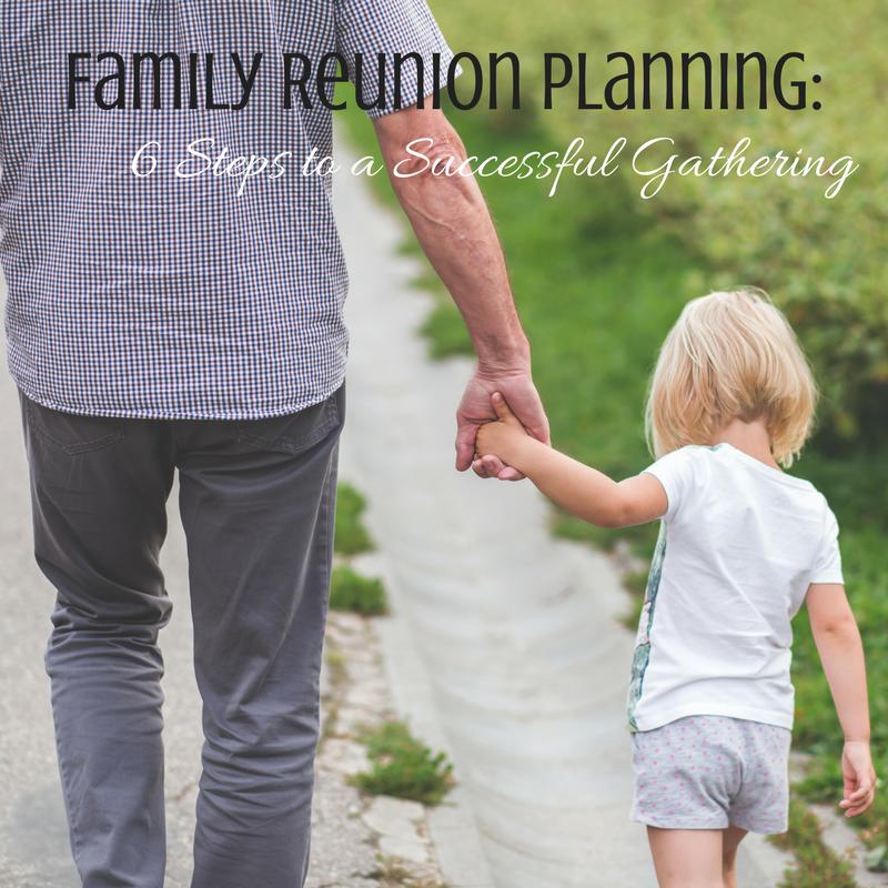 Family Reunion Planning_