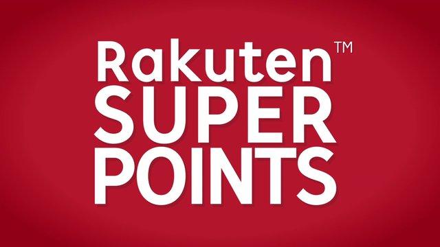 rakuten super points